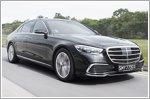 The Mercedes-Benz S-Class - still top class