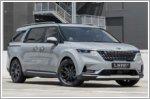 Car Review - Kia Carnival Diesel 2.2 SX Tech Pack 7-Seater (A)