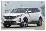 Facelift - Peugeot 5008 1.2 PureTech EAT8 Allure Premium 7-Seater (A)