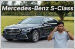 It's the Mercedes-Benz S-Class