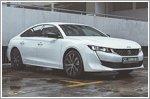 Car Review - Peugeot 508 Fastback 1.6 EAT8 GT (A)
