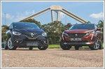 Comparison - Peugeot 5008 & Renault Grand Scenic