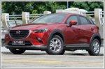 Facelift - Mazda CX-3 1.5 Elegance (A)