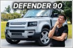 Video Review -  Land Rover Defender 90 2.0 SE 6-Seater (A)
