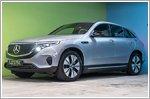 Car Review - Mercedes-Benz EQC Electric 400 4MATIC Electric Art (A)