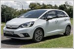 Car Review - Honda Jazz Hybrid 1.5 ECVT Luxe e-HEV (A)