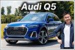 Video Review - Audi Q5 Mild Hybrid 2.0 TFSI qu S tronic S Line (A)
