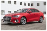 Car Review - Audi A3 Sedan Mild Hybrid 1.5 TFSI S tronic (A)