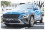 Facelift - Hyundai Kona Hybrid 1.6 DCT Sunroof (A)