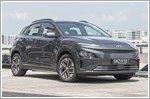 Facelift - Hyundai Kona Electric 39.2kWh Sunroof (A)