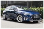 Car Review - Audi A3 Sportback Mild Hybrid 1.5 TFSI S tronic (A)