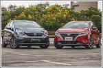Comparison - Honda Jazz Hybrid & Nissan Note e-POWER Hybrid