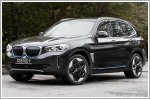 Car Review - BMW iX3 Electric Impressive [74 kWh] (A)