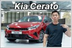 Video Review - Kia Cerato 1.6 GT Line (A)