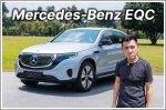Video Review - Mercedes-Benz EQC Electric EQC400 4MATIC Electric Art (A)