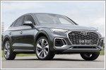 Car Review - Audi Q5 Sportback Mild Hybrid 2.0 TFSI qu S tronic S line (A)