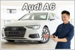 Video: The Audi A6 is comfortable and classy