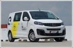 Car Review - Opel Vivaro-e Electric 75 kWh (A)