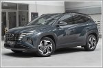 Car Review - Hyundai Tucson Hybrid 1.6 Turbo Sunroof (A)