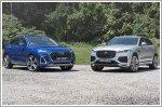 Comparison - Audi Q5 & Jaguar F-PACE