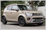 Car Review - Suzuki Ignis Mild Hybrid 1.2 Standard (A)