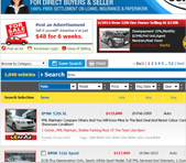 Used Car Searcg Result