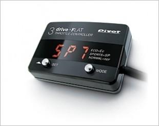 Pivot 3-Drive Flat Throttle Controller
