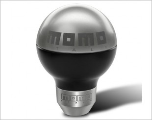 Momo King Satin Gear Knob