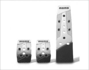 Momo Stealth Racing Pedal (Airmetal)