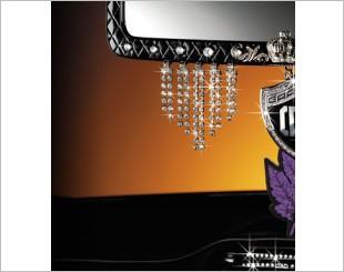Garson D.A.D Crystal Clip Chain (Kaiser)