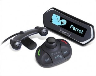 Parrot MKi9100 Bluetooth Hands Free Kit