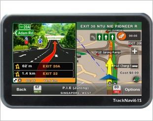 Holux TrackNavi 61S GPS
