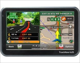 Holux TrackNavi 62S GPS