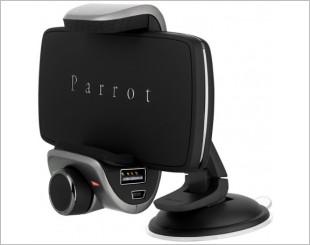 Parrot Minikit Smart Bluetooth Hands Free Kit