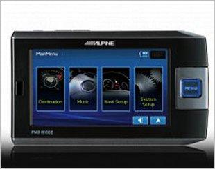 Alpine PMD-B100E Portable Navigation Device