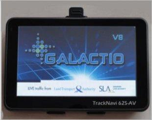 Holux TrackNavi 62S-AV GPS