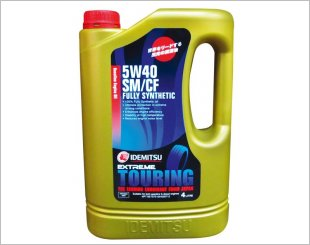 Idemitsu Extreme Touring 5W40 Engine Oil