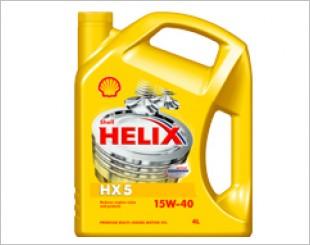 Shell Helix HX5 Engine Oil