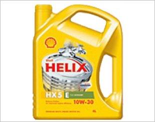 Shell Helix HX5 E Engine Oil