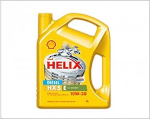 Shell Helix Diesel HX5 E Engine Oil