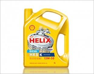 Shell Helix Diesel HX5 K Engine Oil