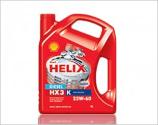 Shell Helix Diesel HX3 K Engine Oil