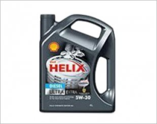 Shell Helix Diesel Ultra Extra Engine Oil