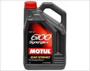 Motul 6100 Synergie+ 10W40 Engine Oil