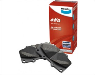 Bendix 4WD Brake Pad