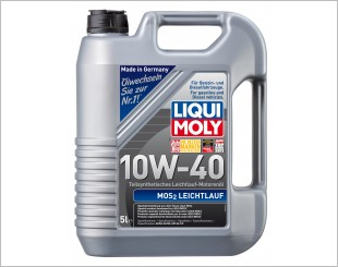 Liqui Moly MoS2 Leichtlauf 10W40 Engine Oil