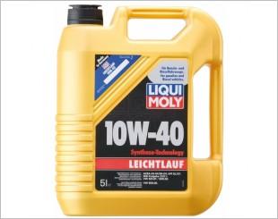 Liqui Moly Leichtlauf 10W40 Engine Oil
