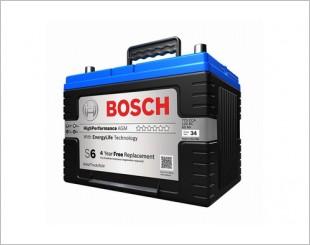 Bosch S6 Battery