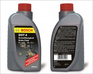 Bosch DOT 4 Brake Fluid