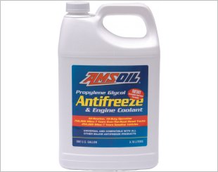 Amsoil Propylene Glycol Antifreeze & Engine Coolant
